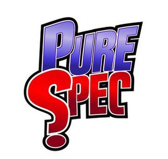 Pure Speculation - Image: Pure Speculation Logo