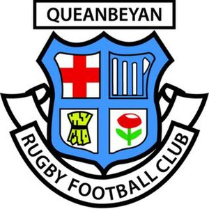 Queanbeyan Whites - Image: Queanbeyan whites rugby club
