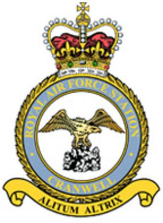 RAF Cranwell - Image: RAF Cranwell