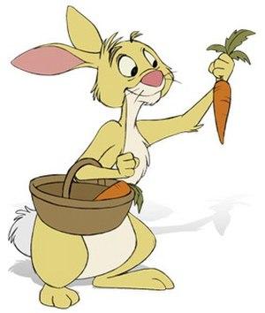 Rabbit (Winnie-the-Pooh) - Image: Rabbitpooh