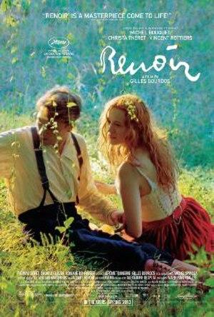 Renoir (film) - Film poster