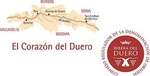 Ribera del Duero - Official seal of the Ribera del Duero Denominación de Origen (DO)