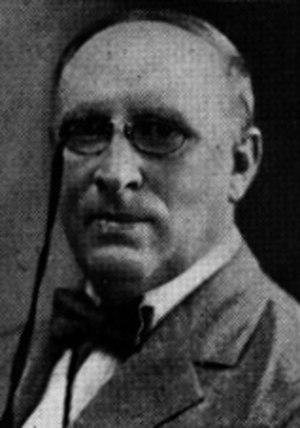 Richard J. Beamish - Image: Richard Joseph Beamish, 1869 1945