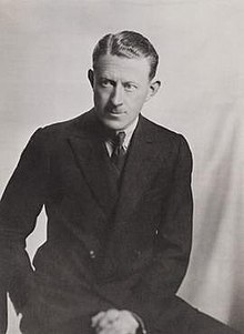 Roland Pertwee in the 1920s