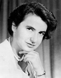 Rosalind Franklin British chemist, biophysicist, and X-ray crystallographer