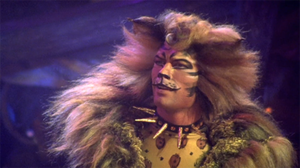Rum Tum Tugger - Rum Tum Tugger, portrayed by John Partridge in the Cats video.
