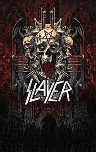 Slayer Farewell Tour - Image: SLR Final Tour poster grande