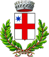 Coat of arms of Salussola