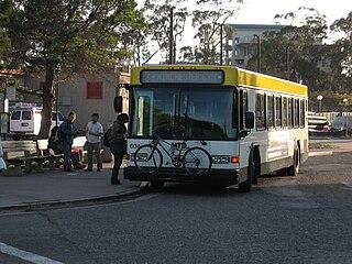 Santa Barbara Metropolitan Transit District
