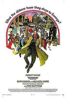 Scrooge (1970 film) - Wikipedia