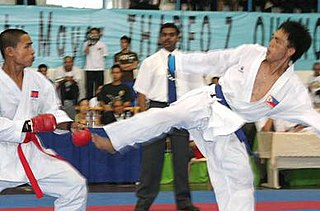 Karate at the 2005 Southeast Asian Games Karate competition