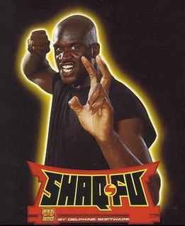 <i>Shaq Fu</i> 1994 video game