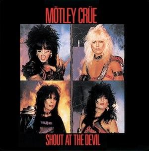 Shout at the Devil - Image: Shoutatthe Devil CD2
