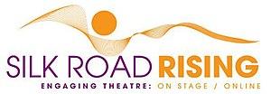 Silk Road Rising - The Silk Road Rising logo.
