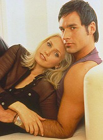 Katie Peretti - Katie (Terri Conn) and Simon (Paul Leyden) were a successful couple on ATWT.