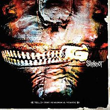 cd slipknot vol.3 the subliminal verses