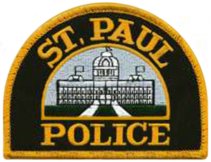 Saint Paul Police Department - Image: Sppd patch