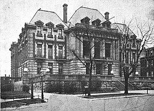Saint Louis University Museum of Art - Image: Stlouisuniversitymus eumofart