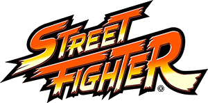 Street Fighter - Logo utilized in the Street Fighter IV games.