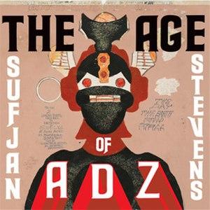 The Age of Adz - Image: Sufjanstevensageofad z