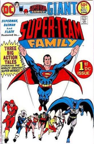 Super-Team Family - Image: Super Team Family 1