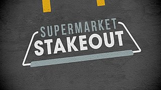 <i>Supermarket Stakeout</i> American food reality television series