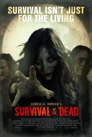 Survival of the Dead - Theatrical release poster