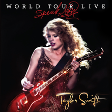 Taylor Swift - gira mundial Speak Now - Live.png