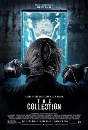 The Collection (film) - Theatrical release poster
