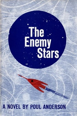 The Enemy Stars - First US edition