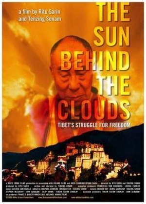 The Sun Behind the Clouds - US Film poster