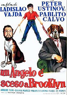 <i>The Man Who Wagged His Tail</i> 1957 film