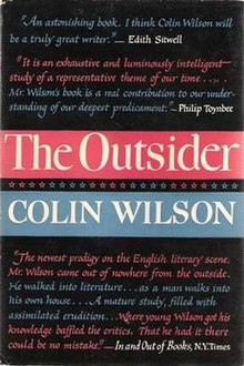 The Outsider Colin Wilson Wikipedia