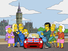 The Simpsons 1504 The Regina Monologues