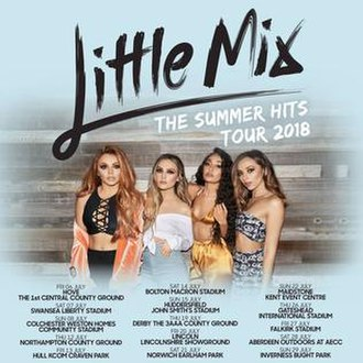 Summer Hits Tour - Image: The Summer Hits