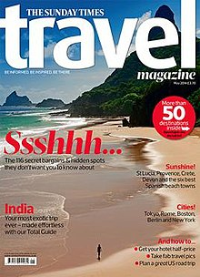The Sunday Times Travel Magazine Wikipedia