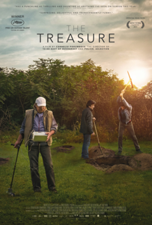 The Treasure (2015 film) - Film poster