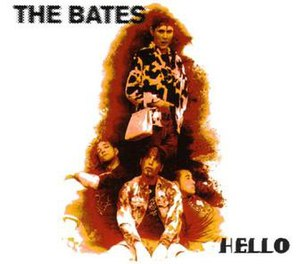 Hello (Turn Your Radio On) - Image: Thebates hello