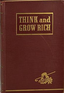 <i>Think and Grow Rich</i> 1937 book by Napoleon Hill
