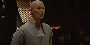 Ancient One - Tilda Swinton as the Ancient One in the 2016 film Doctor Strange
