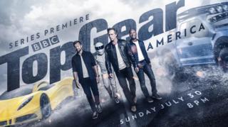 <i>Top Gear America</i> US television program