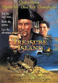 <i>Treasure Island</i> (1990 film) 1990 television film by Fraser Clarke Heston
