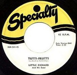 Tutti Frutti (song) - Image: Tuttifruitti
