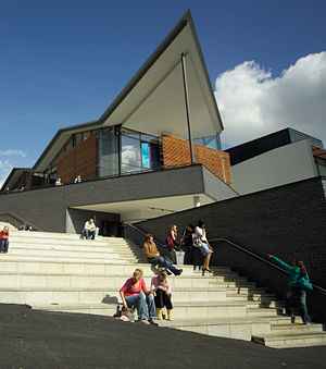 University of Winchester - The University Centre opened in 2007