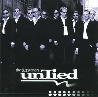Untied (album) - Image: Untied by The Ten Tenors