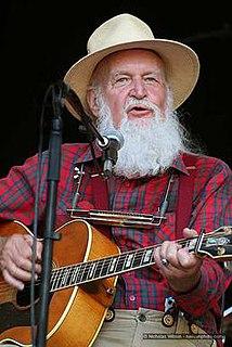 Utah Phillips American labor organizer, folk singer, storyteller and poet