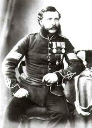 William Lendrim - Image: VC William James Lendrim