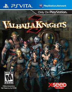 Valhalla Knights 3 Wikipedia