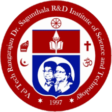 Veltech Rangarajan Dr. Sagunthala R&D Institute of Science and Technology logo.png