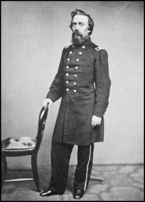 Walter C. Whitaker - Walter C. Whitaker during the Civil War